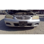 Used 2002 Honda Accord Parts Car - Silver with black interior, 6 cylinder engine, automatic transmission