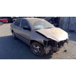Used 2004 Toyota Corolla Parts Car - Silver with grey interior, 4 cylinder engine, automatic transmission