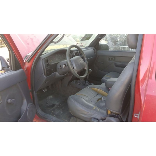 Used 1997 toyota tacoma parts car red with grey interior - 1997 toyota tacoma interior parts ...