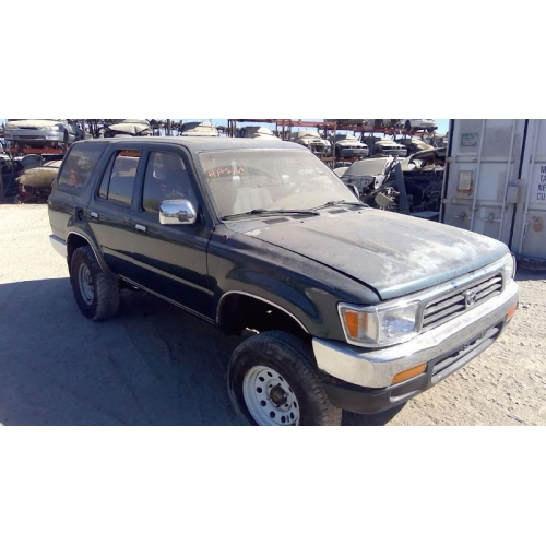 Used 1994 Toyota 4Runner Parts Car - Green with tan interior