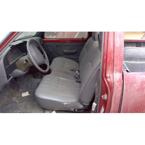 Used 1993 Toyota Pickup Parts Car - Burgundy with grey