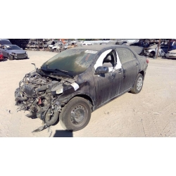 Used 2011 Toyota Corolla Parts Car - Blue with grey interior, 4 cylinder engine, automatic transmission