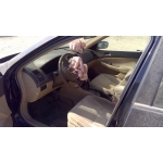 Used 2003 Honda Accord Parts Car - Black with tan interior, 4 cylinder, automatic transmission