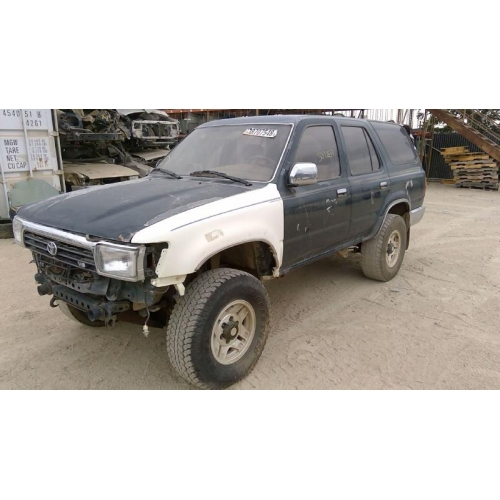 Used Toyota 4 Runner: Used 1995 Toyota 4Runner Parts Car