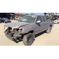 Used 2001 Toyota Tundra Parts Car - Grey with grey interior, 8 cylinder engine, automatic transmission