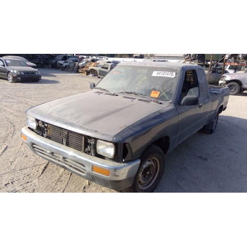 Toyota Truck Aftermarket Parts: Used 1991 Toyota Pickup Parts Car