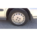 Used 1997 Honda Civic LX Parts Car - Silver with gray interior, 4 cylinder, 5 spd manual transmission