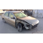 Used 2007 Honda Accord Parts Car - Gold with tan interior, 4cyl engine, automatic transmission