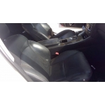 Used 2010 Lexus IS250 Parts Car - White with black interior, 6 cylinder engine, automatic transmission