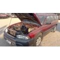 Used 1998 Subaru Legacy Parts Car - Burgundy with grey interior, 4 cylinder engine, automatic transmission