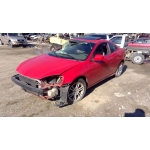 Used 2006 Acura RSX Parts Car - Red with grey interior, 4 cylinder, automatic transmission