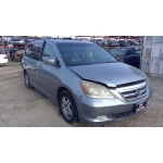 Used 2005 Honda Odyssey Parts Car - Silver with grey interior, 6 cyl, automatic transmission