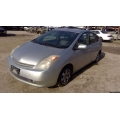 Used 2004 Toyota Prius Parts Car - Silver with grey interior, 4 cylinder engine, automatic transmission