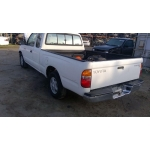 Used 1998 Toyota Tacoma Parts Car - White with brown interior, 4 cyl engine, automatic transmission