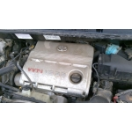 Used 2006 Toyota Sienna Parts Car - Silver with grey interior, 6 cylinder engine, automatic transmission