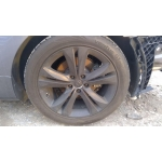 Used 2011 Hyundai Genesis Parts Car - Grey with black interior, 6 cylinder, automatic transmission