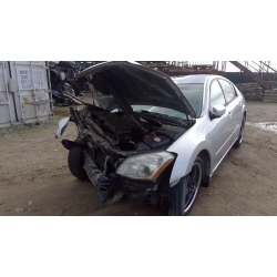 Used 2007 Nissan Maxima Parts Car - Silver with grey interior, 6 cyl engine, automatic transmission