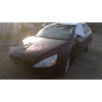 Used 2003 Honda Accord Parts Car - Black with tan interior, 6 cylinder, automatic transmission