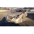 Used 2009 Lexus ES350 Parts Car - Gold with tan interior, 6 cylinder engine, automatic transmission