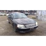Used 2001 Kia Optima Parts Car - Black with gray interior, 4 cylinder engine, automatic transmission