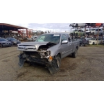 Used 2003 Toyota Tundra Parts Car - Silver with gray interior, 8 cylinder engine, automatic transmission