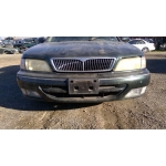 Used 1998 Infiniti I30 Parts Car - Green with tan interior, 6 cyl engine, automatic transmission