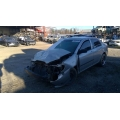 Used 2003 Toyota Corolla Parts Car - Silver with gray interior, 4 cylinder engine, automatic transmission