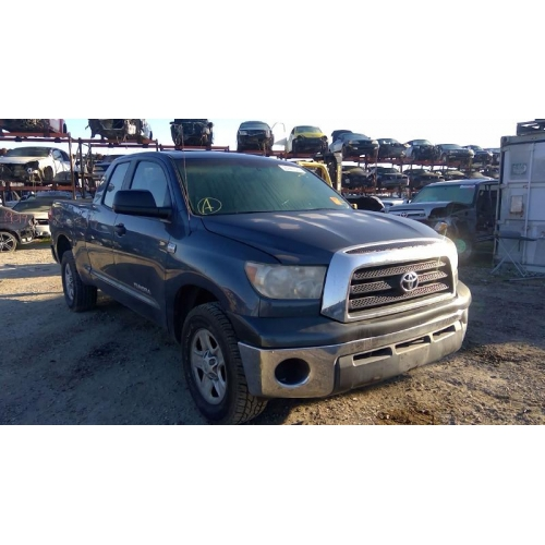 Used 2008 Toyota Tundra Parts Car Blue With Black Interior 8