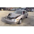 Used 2000 Toyota Corolla Parts Car - Gold with tan interior, 4 cylinder engine, Automatic transmission