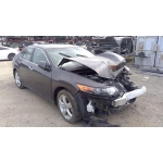 Used 2010 Acura TSX Parts Car - Gray with black interior, 6 cylinder, automatic transmission