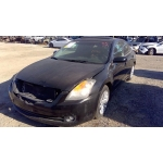 Used 2008 Nissan Altima Parts Car - Black with black interior, 4 cyl engine, automatic transmission