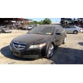 Used 2005 Acura TL Parts Car - Black with gray leather interior, 6 cyl engine, automatic transmission