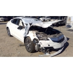 Used 2016 Acura TLX Parts Car - White with brown interior, 6 cylinder, automatic transmission