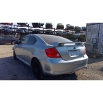Used 2007 Scion TC Parts Car - Light blue with black interior, 4 cylinder engine, automatic transmission