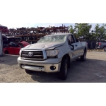 Used 2010 Toyota Tundra Parts Car - Silver with gray interior, 8 cylinder engine, automatic transmission