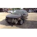 Used 2010 Toyota Corolla Parts Car - Gray with black interior, 4 cylinder engine, automatic transmission