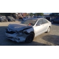 Used 2007 Toyota Camry Parts Car - Silver with gray interior, 4 cylinder engine, automatic transmission