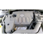 Used 2009 Nissan Altima Parts Car - Gray with black interior, 4 cyl engine, automatic transmission