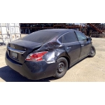 Used 2015 Nissan Altima Parts Car - Black with black interior, 4 cyl engine, automatic transmission