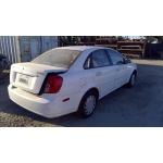 Used 2006 Suzuki Forenza Parts Car - White with gray interior, 4 cylinder engine, automatic transmission
