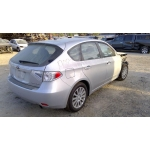 Used 2011 Subaru Impreza Outback Parts Car - Silver with black interior, 4 cylinder engine, automatic transmission