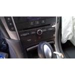Used 2016 Infiniti Q50 Parts Car - Black with black interior, 4 cyl engine turbo, automatic transmission