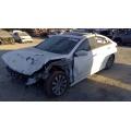 Used 2014 Hyundai Sonata Parts Car - White with tan interior, 4 cylinder, automatic transmission