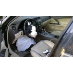 Used 2009 Lexus IS250 AWD Parts Car - Blue with tan interior, 6 cylinder engine, automatic transmission