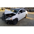 Used 2015 Nissan Sentra Parts Car - White with black interior, 4 cyl engine, automatic transmission