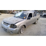 Used 2004 Nissan Frontier Parts Car - Gold with gray interior, 4 cyl engine, automatic transmission