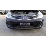 Used 2009 Nissan Versa Parts Car - Black with black interior, 4 cyl engine, automatic transmission