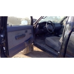 Used 1999 Toyota Tacoma Parts Car - Black with gray interior, 4 cyl engine, manual transmission