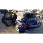 Used 2009 Nissan Rogue Parts Car - Blue with gray interior, 4 cyl engine, automatic transmission