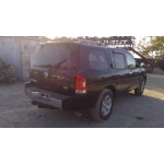Used 2005 Nissan Armada Parts Car - Black with gray interior, 8 cyl engine, automatic transmission